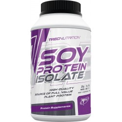 TREC Soy Protein Isolate 650 g Czekolada