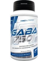 TREC Gaba 750 mg 60 kaps.