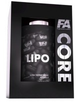 Fitness Authority Lipo Core 120 kaps.