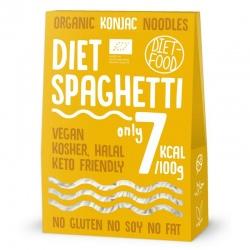 DIET FOOD Bio Makaron Konjac Spaghetti 300g