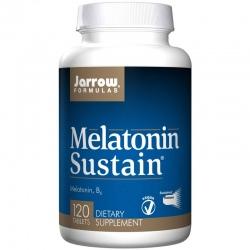 JARROW Melatonina sustain 120 tabl.