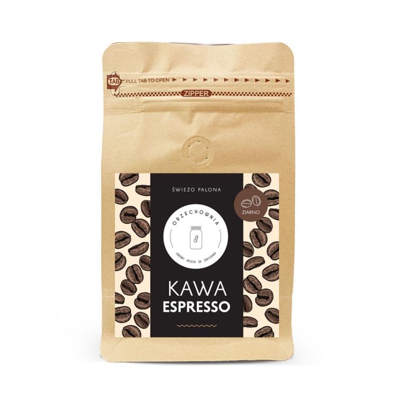 ORZECHOWNIA Kawa Espresso ziarnista 200g