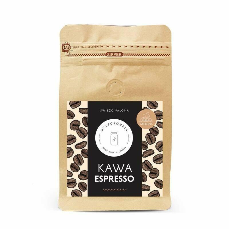 ORZECHOWNIA Kawa Espresso mielona 200g