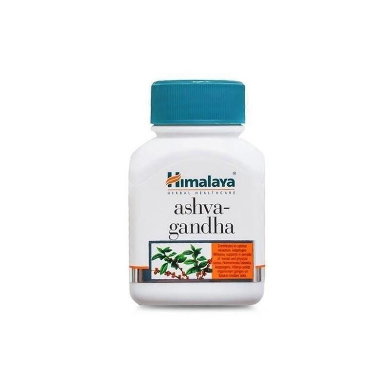 HIMALAYA Ashwagandha 60 kaps.