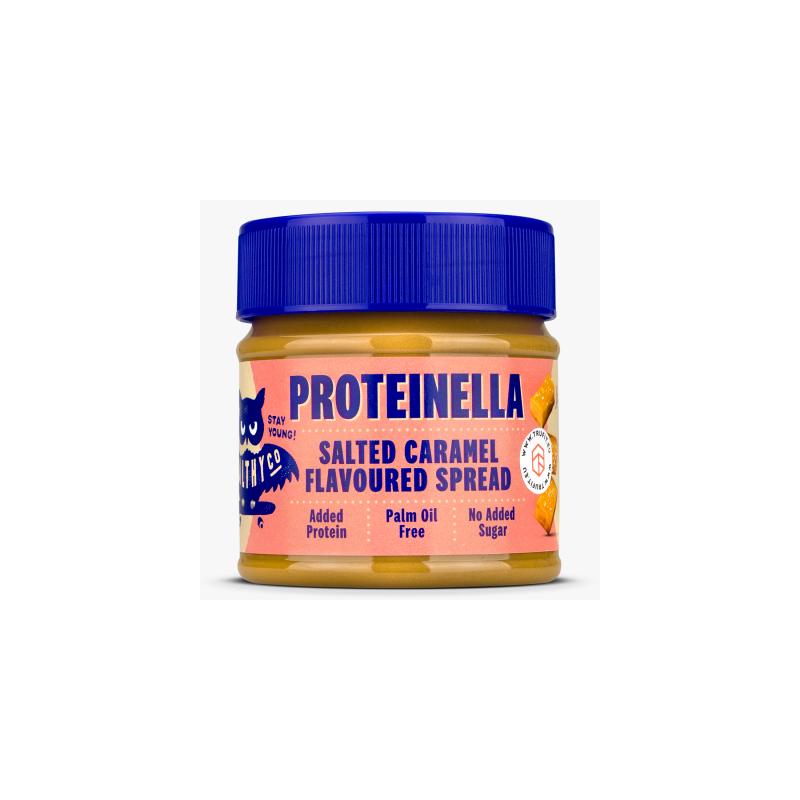 HEALTHYCO Proteinella 400g Salted Caramel