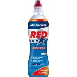 MULTIPOWER Red Kick 500 ml Drink
