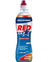 MULTIPOWER Red Kick 500ml Drink