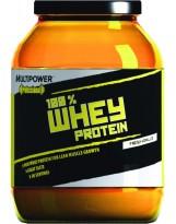 MULTIPOWER 100% Whey Protein 2250 g Czekolada