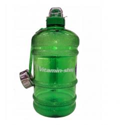 VITAMIN SHOP Mega Bottle Vitamin Shop 2,2 L Zielony