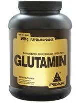 PEAK Glutamina 500 g