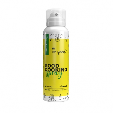 FITNESS AUTHORITY Cooking Spray 250 ml Canola Oil