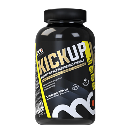 MUSCLE CLINIC KickUp 150 vcaps.