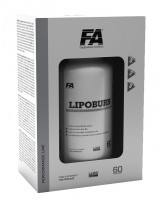 FITNESS AUTHORITY Lipoburn 120 kaps.