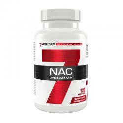 7 NUTRITION NAC 700 mg 120 veg caps.