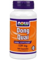 NOW Foods Dong Quai 520 mg 100 tablets
