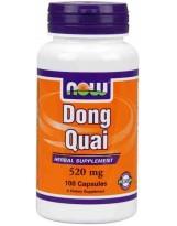 NOW Foods Dong Quai 520 mg - 100 kaps.