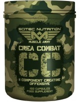 SCITEC Crea Combat 150 kaps.