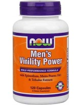 NOW Foods Men's Virility Power 120 kaps.