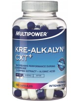 MULTIPOWER Kre Alkalyn CXT + 102 kaps.