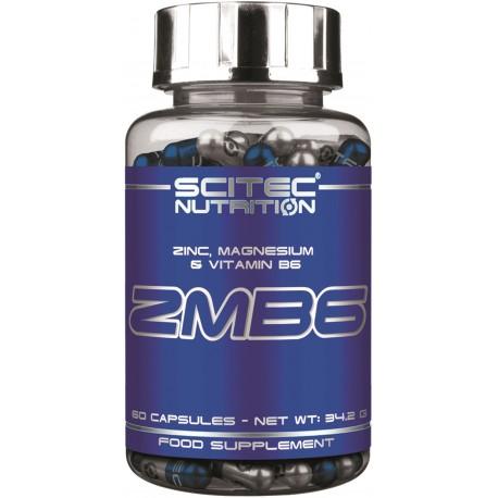 SCITEC ZMB6 60 capsules