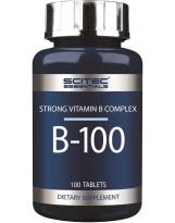 SCITEC B-100 100 tabl.