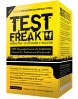 FREAK PHARMA Test Freak 120 capsules