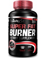 BIOTECH Super Fat Burner 100 tabl.