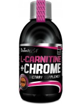 BIOTECH L-Carnitine + Chrom 500 ml