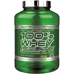 SCITEC Whey Isolate 2000g