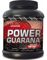 HI-TEC Power Guarana 100 kaps.