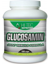 HI-TEC Glukozamina 100 kaps.