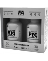 FITNESS AUTHORITY Multivitamin AM+PM 180 tablets
