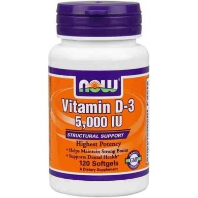Now Foods witaminy d3