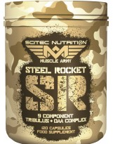 SCITEC Steel Rocket 120 kaps.