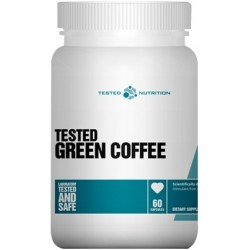 TESTED Green Coffee 60 kaps