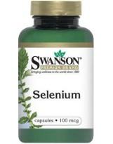 SWANSON Selenium 200 capsules