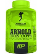 MUSCLE PHARM Arnold Iron Cuts 120 kaps.