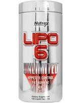 NUTREX Lipo 6 Unlimited 150 g