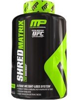 MUSCLE PHARM Shred Matrix 120 kaps.