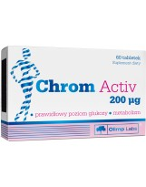 OLIMP Chrom Activ 200mg 60 tabl.