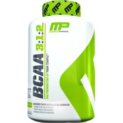 MUSCLE PHARM BCAA 3:1:2 240 kaps.