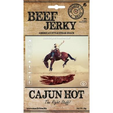Beef Jerky Suszona Wołowina Oryginalna 50g
