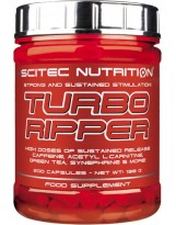 SCITEC Turbo Ripper 200 capsules