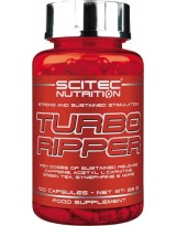 SCITEC Turbo Ripper 100 capsules