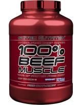 SCITEC 100% Beef Muscle 3180 g Czekolada
