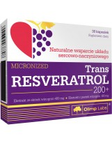 OLIMP Trans Resveratrol 200+ 30 kaps.
