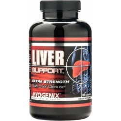 MYOGENIX Liver Support 120 kaps.