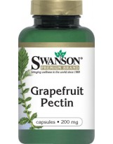 SWANSON Grapefruit Pectin 90 kaps.