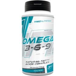 TREC Omega 3-6-9 120 kaps.