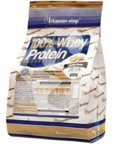 VITAMIN SHOP 100% Whey Protein Concentrate 500 g
